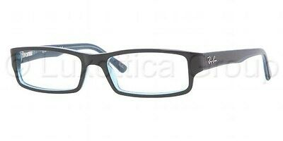 Ray-Ban RX5246 TURQUO ON TURQUO/GRAY (5092)  (50 mm)