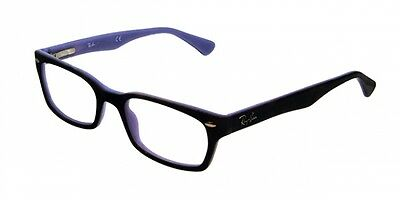 Ray-Ban RX5150 TOP HAVANA ON OPAL VIOLET (5240)  (50 mm)