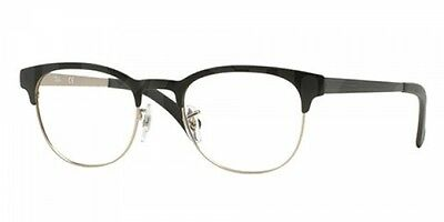 Ray-Ban RX6317 TOP BLACK ON MATTE SILVER (2832)  (49 mm)