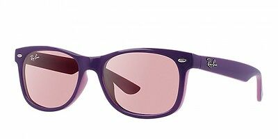Ray-Ban Junior RJ9052S TOP VIOLET ON PINK PINK (179/84) (47 mm)
