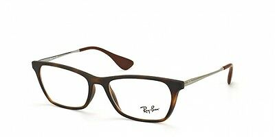 Ray-Ban RX7053 RUBBER HAVANA (5365)  (52 mm)
