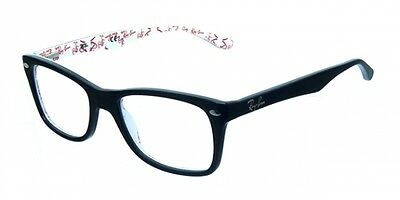 Ray-Ban RX5228 TOP BLACK ON TEXTURE W (5014)  (55mm)