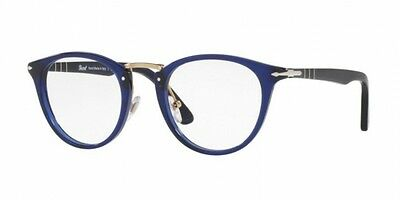 Persol PO3107V TYPEWRITER EDITION TRASPARENT BLUE (181)  (49mm)