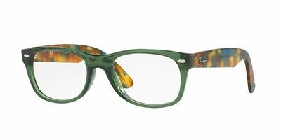 Ray-Ban RX5184 NEW WAYFARER OPAL GREEN (5630)  (52mm)