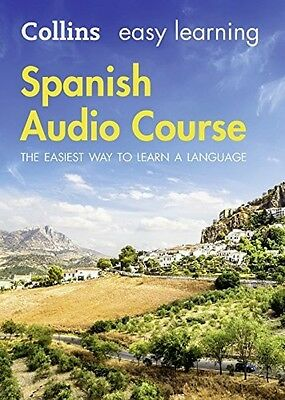 Easy Learning Spanish Audio Course: Language Learning The Easy Way With Collins