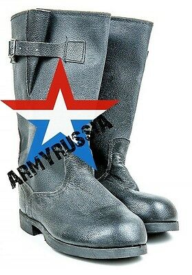 Russian Army boots Kirza. Legendary Russian boots. New original. Military boots