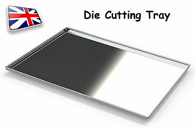 Giant Die Tray, Die Cutting. Fits Accucut Grandemark 2 machine. Made in the UK