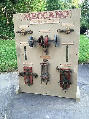 Extremely Rare Meccano Shop Display. Open To Offers.