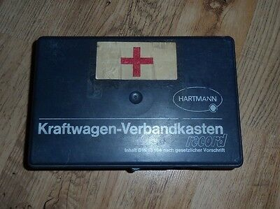 BMW Authentic First Aid Box & Contents.