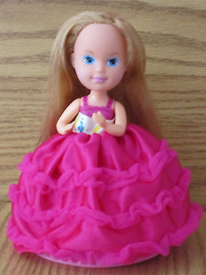 Tonka Cherry Chip Cupcakes Doll W/skirt  Cutie Fruiti Collection  Kenner