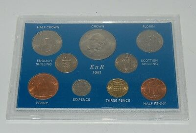 1965 Great Britain Coin Collection