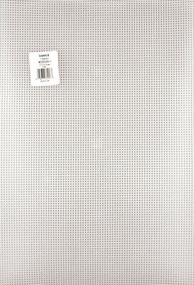 """Plastic Canvas 7 Count 12""""X18""""-Clear"""