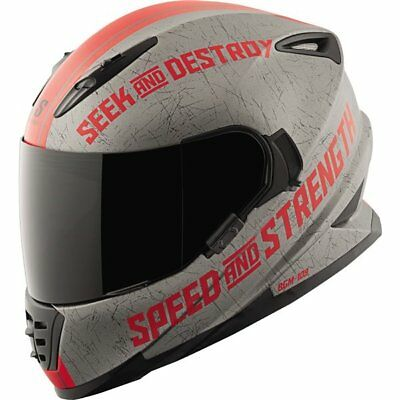 Speed And Strength SS1600 Cruise Missile Full Face Helmet Motorcycle Helmet
