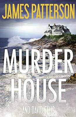NEW The Murder House by James Patterson