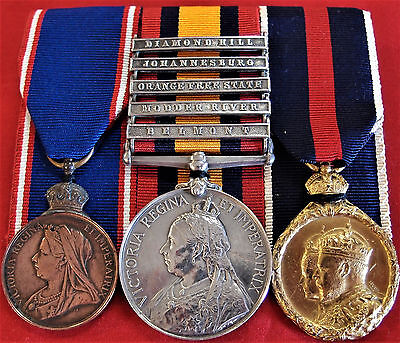 *queen Victoria Funeral Royal Victorian Medal Group P Lyall Grenadier Guards*
