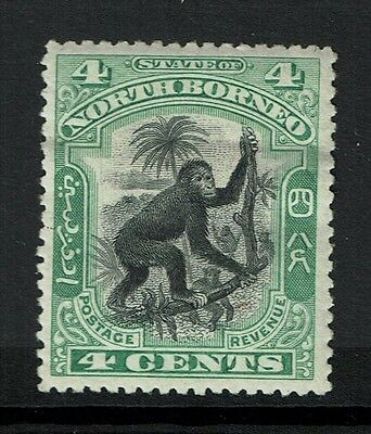 North Borneo SG# 98, Mint Hinged, Hinge Remnant - Lot 112316
