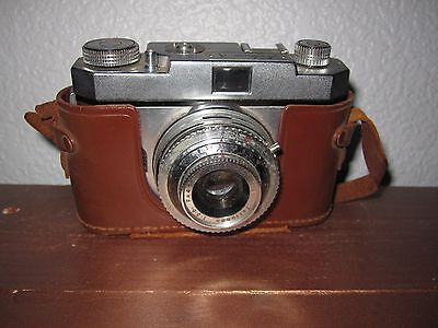Vintage Kalimar A 35mm Camera with Terionon Lens, UNTESTED, AS-IS