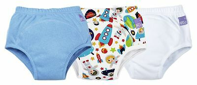Bambino Mio Training Pants Boys 3+ Years - 3 Pack -From the Argos Shop on ebay