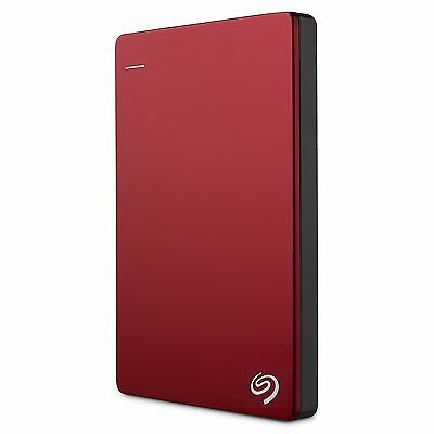 Seagate Backup Plus Slim 2TB Portable External Hard Drive with 200GB of Cloud...