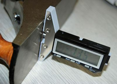 Digital Woodworkers Plane Blade Set Up Gauge 3 in 1  (Ref: DPB) From Chronos