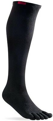Injinji Performance Compression Ex-Celerator Over The Calf Toe Socks - Vibram