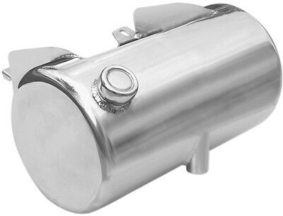 Chrome Plated 3.5 qt Side Fill Oil Tank for 1984-1999 Softail or Rigid Frames