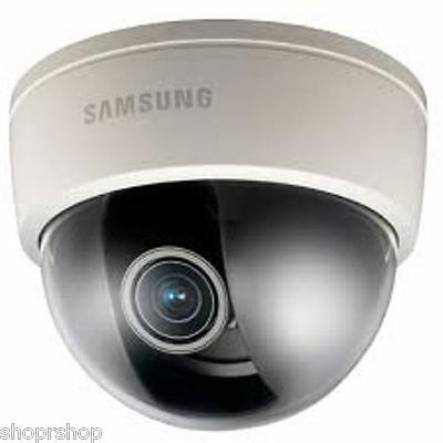 Samsung SCD-3081 High Resolution True Day-Night Dome Camera with WD