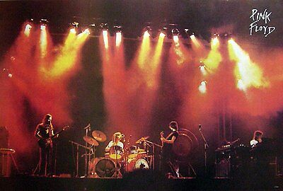 PINK FLOYD THE POSTER 24x36 INCH MUSIC ROCK CONCERT NEW 1 SIDE SHEET WALL J-1692