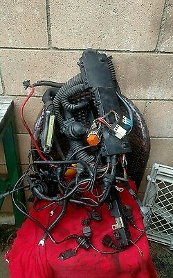 BMW E36 325 obd1 M50 Engine Wiring Harness   no vanos   manual transm.