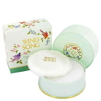 Wind Song Perfumed Dusting Powder 4oz New In Box By Prince Matchabelli