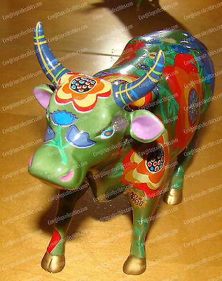 LA VACHE EFFLEURE (CowParade by Westland, 9200) Kansas City, 2001