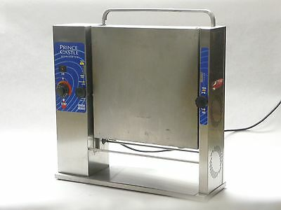 Prince Castle Slim Line Vertical Contact Conveyor Commercial Bun Toaster 297-T20