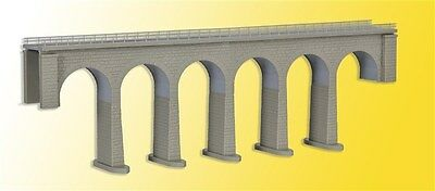 37663 Kibri N + Z Kit of Ravenna viaduct ice breaking foundations, single track