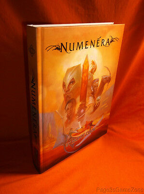 Numenera RPG Core Rulebook HC Roleplaying Game Monte Cook Games Hardcover 2013