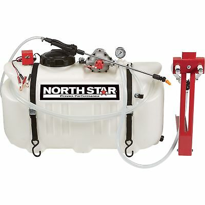 NorthStar ATV Boomless Broadcast and Spot Sprayer - 26 Gallon, 5.5 GPM, 12 Volt
