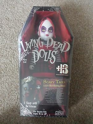 Little Red Riding Hood Living Dead Doll (sealed) Scary Tales vol. 1