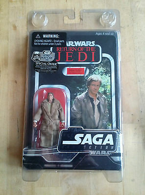 Star Wars, SAGA Collection, Han Solo Trench Coat Endor, Return of the Jedi, MOSC