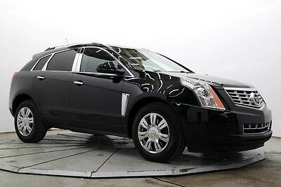 2013 Cadillac SRX AWD Luxury AWD Luxury 3.6L Nav DVD Htd Seats Pwr Sunroof Bose 35K Must See and Drive Save
