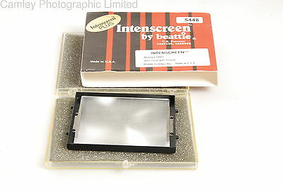Beattie Intenscreen for RB67. Grid with frame. Condition – 4E [5448]