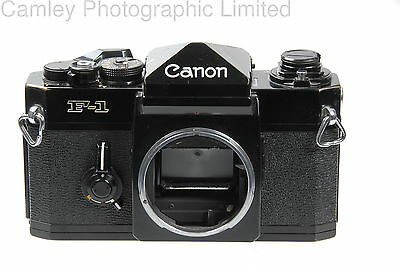 Canon F1-n 35mm SLR Camera Body. F1. Condition – 6E [3700]