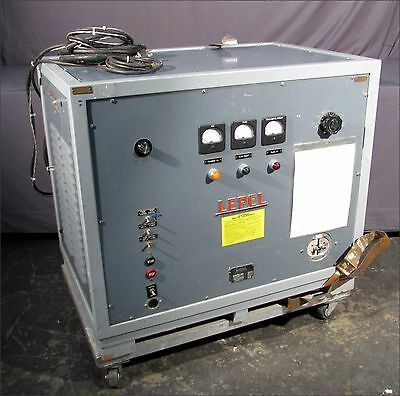 Lepel T-5-3-Kc-J-Bw 5Kw Induction Heater Furnace /12.5Kva/230V-60Hz/3Ph