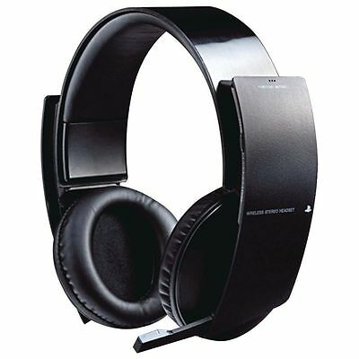 Sony Playstation 3 Wireless Stereo Headset with USB wireless Adapter PS3