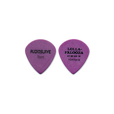 Audioslave Tom Morello authentic 2003 tour Guitar Pick