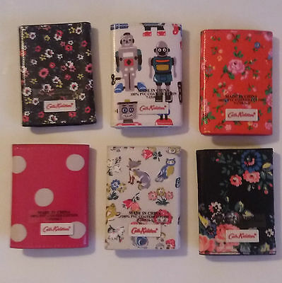 NEW Genuine Cath Kidston Oilcloth Ticket Holder ID Oyster Card Pass - Gift Ide