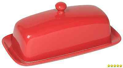 Now Designs Butter Dish Red Now Designs New