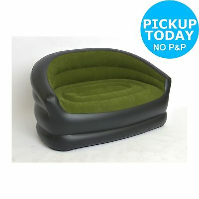 Flocked Inflatable Camping Double Sofa. From the Official Argos Shop on ebay