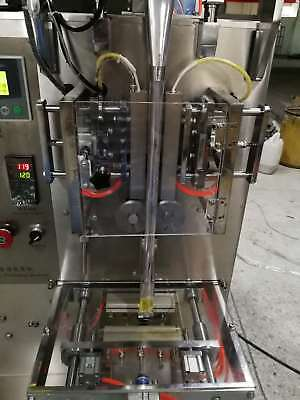 Vertical sachet cooking oil filling packing machine/shampoo pouch packing machin