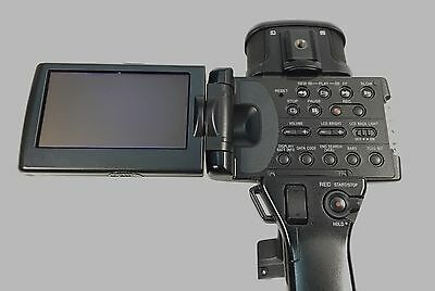 Sony HVR-Z1u Z1u Part Handle With LCD Works Used
