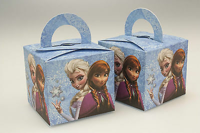 20% OFF !!    36  FROZEN  Single Cupcake / Birthday Party  Boxes