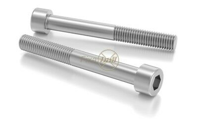 M16 x 30mm, Cap Head, Socket Screw, A4 Stainless.